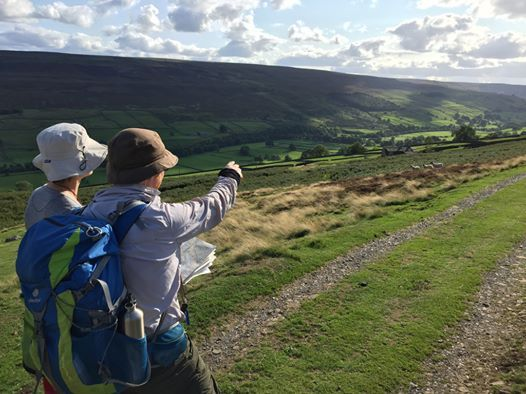 1-day Map Reading course Yorkshire Dales