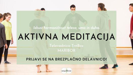 Aktivna meditacija iLi | Event in Maribor | AllEvents.in