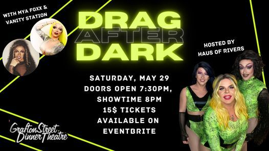 Drag After Dark, 29 May | Event in Halifax | AllEvents.in