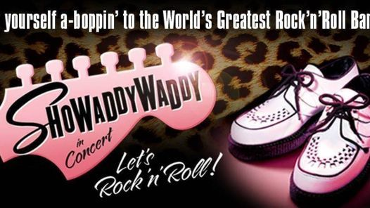 Showaddywaddy | Hastings White Rock, 30 July | Event in Hastings | AllEvents.in