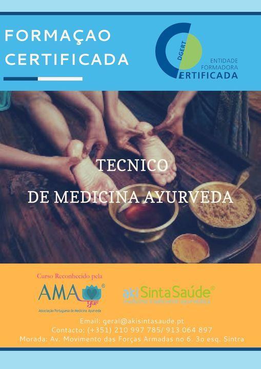 15 Edio Curso de Tcnico de Medicina Ayurveda - Laboral