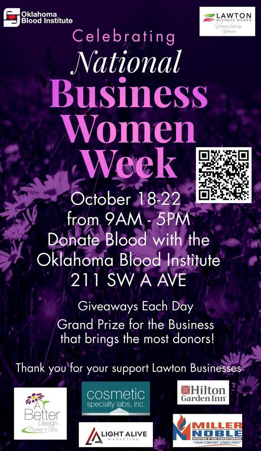 National Business Women Week | Event in Lawton | AllEvents.in