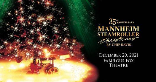 Mannheim Steamroller Christmas, 20 December | Event in St. Louis | AllEvents.in