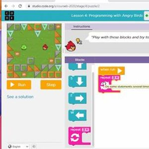 Kids Online Coding For Little Curious Minds 5 Day Camp