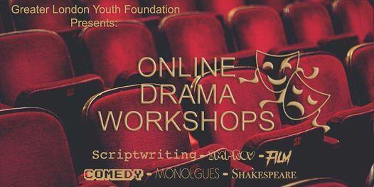 Online Drama Workshops, 25 October | Online Event | AllEvents.in