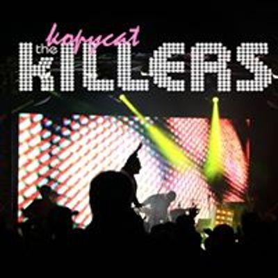 The Kopycat Killers - The Killers Tribute Band