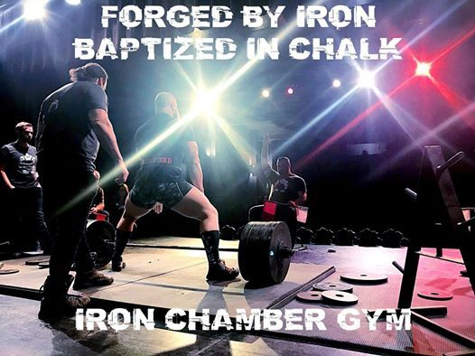 2019 Iron Chamber Gym Bench Press and Deadlift Championships