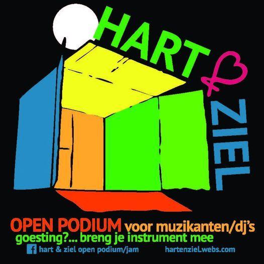 Hart & Ziel Reggae jamsessies + concert Heartwash@de Carroussel, 20 June | Event in Antwerp | AllEvents.in