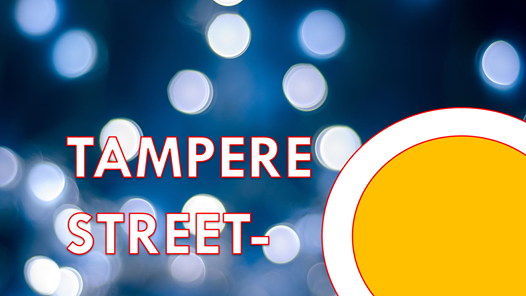 Tampere Street-O 9 Hakametsn jhalli Bc-ovi