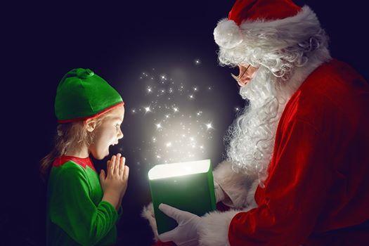 Festive Family Christmas Party
