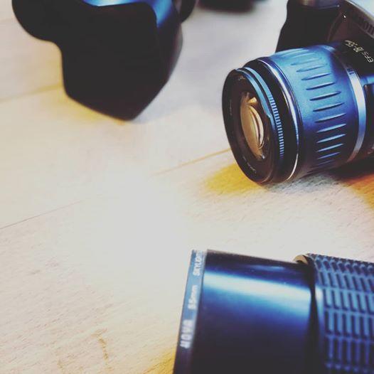 Grundlagen Kamera und Bildgestaltung