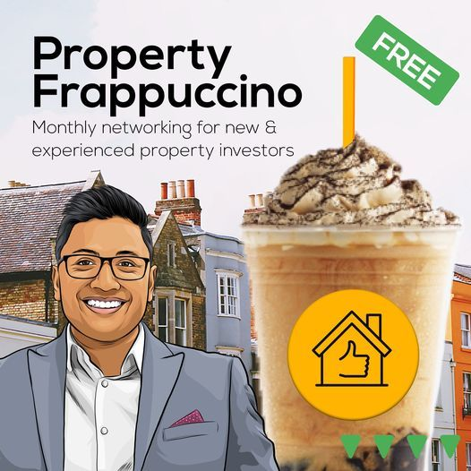 Property Frappuccino with Imran, 11 September | Online Event | AllEvents.in
