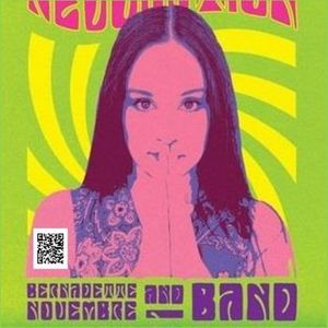 Bernadette Novembre Album Preview & other guests to be announced soon