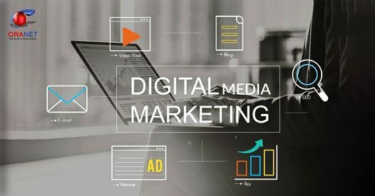 Live Virtual Classes on Digital Media Marketing