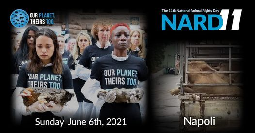 National Animal Rights Day 2021 - Napoli, 6 June | Event in Napoli | AllEvents.in