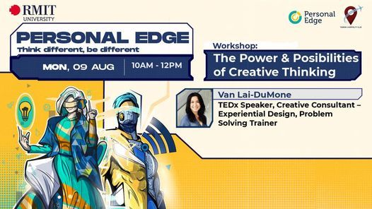 Workshop: The Power & Possibilities of Creative Thinking, 9 August   Online Event   AllEvents.in