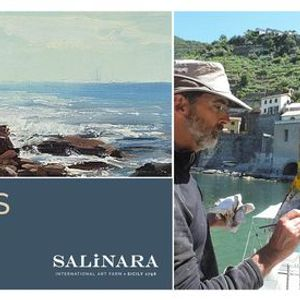 Thomas Kitts - Plein Air Oil painting retreat