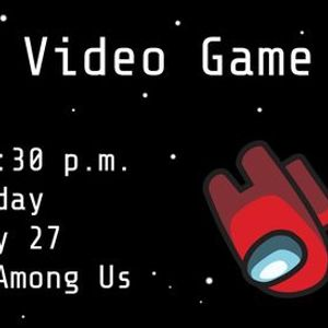 Teen Video Game Club - Among Us