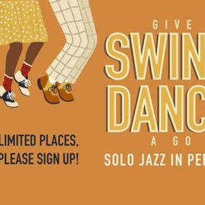 Give Solo Jazz a Go 3 (IN PERSON CLASS)