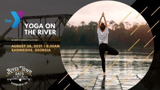 Yoga On The River - River Town Days Festival, 28 August | Event in Bainbridge | AllEvents.in