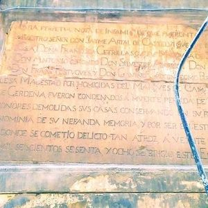 Epigrafi a Castello la Cagliari che non c pi.