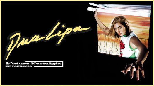 Dua Lipa - Future Nostalgia Tour | Barclaycard Arena, 3 October | Event in Hamburg | AllEvents.in