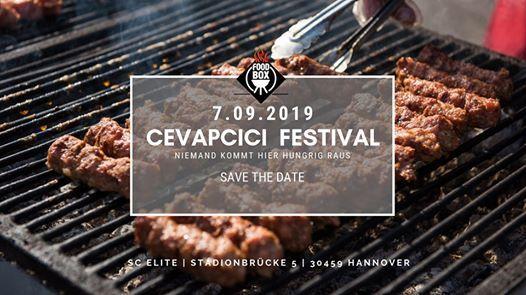 Cevapcici Festival Hannover  7.09.2019