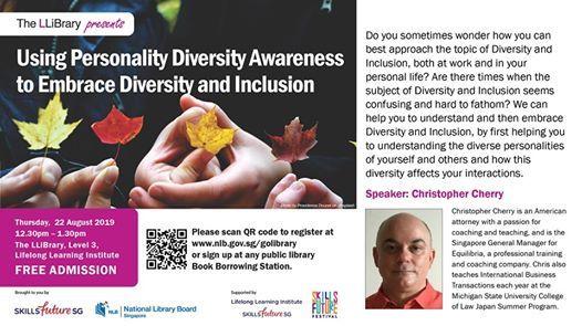 Embracing Personality Diversity & Inclusion Awareness at