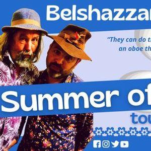 Belshazzars Feast in St Albans