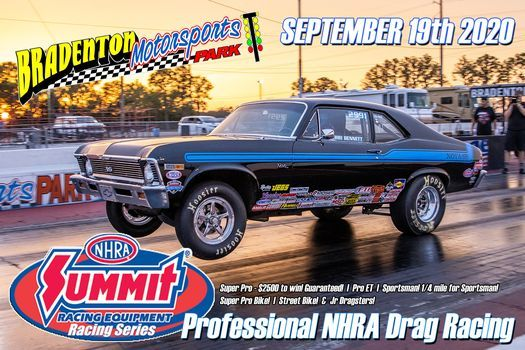NHRA Summit Bracket Racing