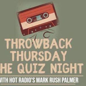 Throwback Thursday the Quiz Night with HOT Radios Mark Rush Palmer