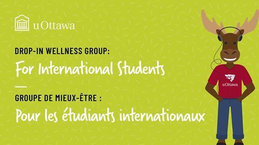 Groupes mieux-tre tudiants internationaux (Sances en FR)