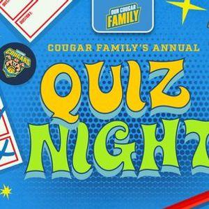 Annual Cougar Quiz Night