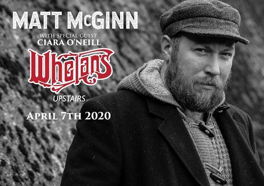 Matt McGinn & Band  Ciara ONeill Live at Whelans