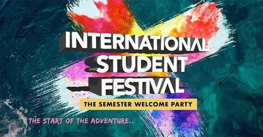 International Student Festival I Istanbul