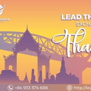 Lead The Change 2021 Exchange Trip in Thailand