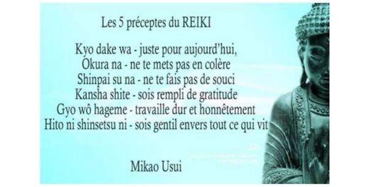 Atelier Découverte du REIKI, 17 December | Event in Tema | AllEvents.in