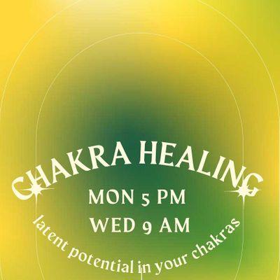 Chakra Healing by Sun Gwang
