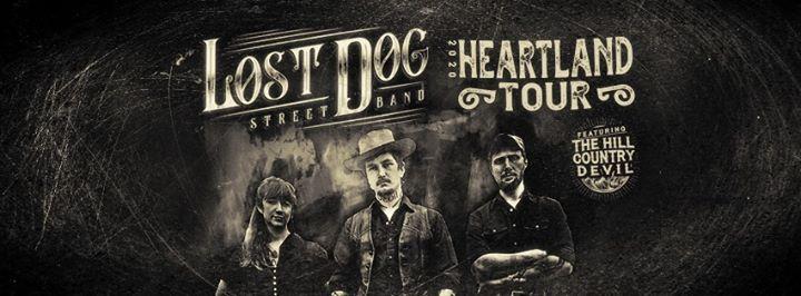 Rescheduled Lost Dog Street Band