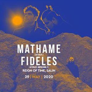 Mathame I Fideles I Bolivar Beach Bar