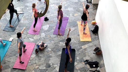 Artful Yoga with Maggie White