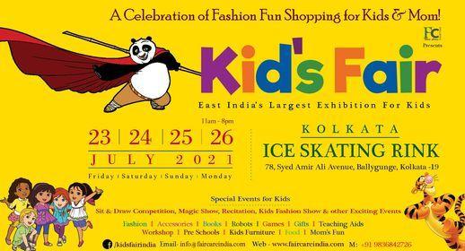 KIDS FAIR : KOLKATA | Event in Kolkata | AllEvents.in
