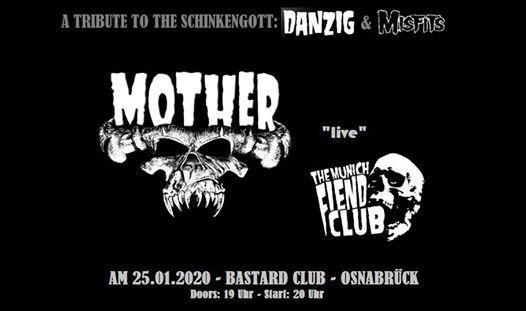 A Tribute To The Schinkengott (Danzig & Misfits)