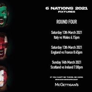 6 Nations Round 4