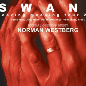 SWANS  Special Guest Norman Westberg  Schlachthof Wiesbaden