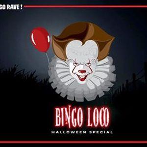 Bingo Loco Kilkenny - Sunday Oct 27th [Halloween XXL Special]