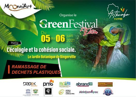 Green Festival 2021, 5 June   Event in Kumasi   AllEvents.in