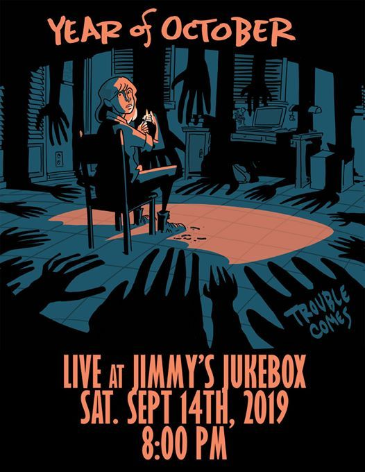 Year of October live at Jimmys Jukebox | Fort Walton Beach