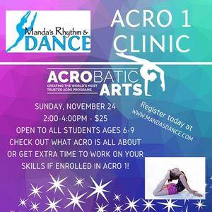 Acro 1 Clinic