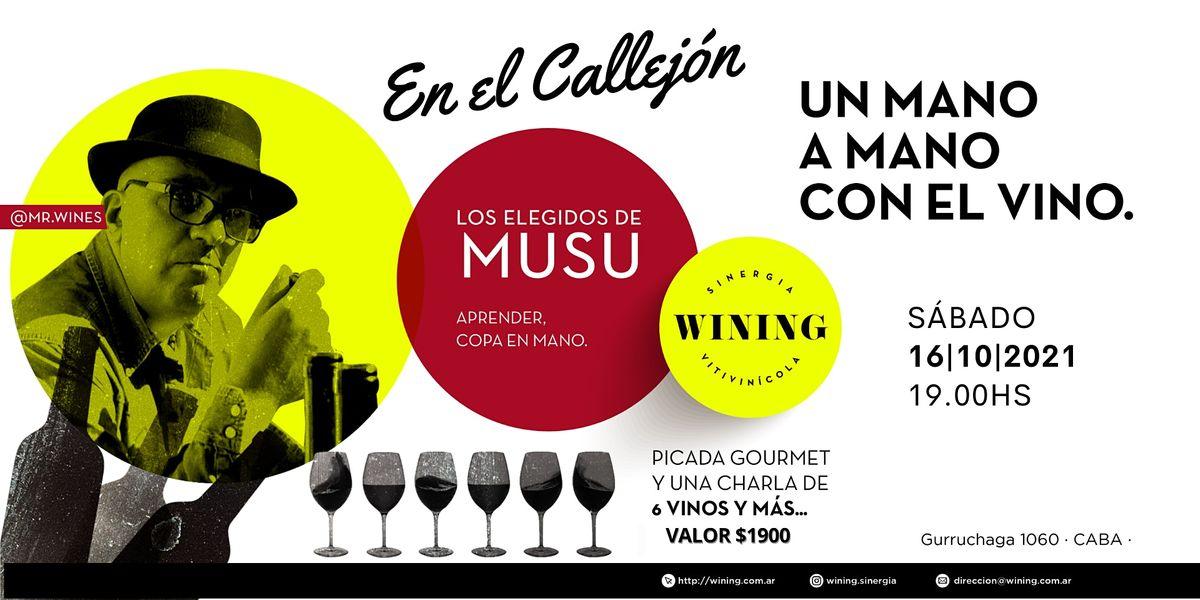 LOS ELEGIDOS DE MUSU | Event in Villa Crespo | AllEvents.in